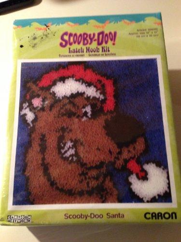 (Scooby Doo Santa Latch Hook Kit)