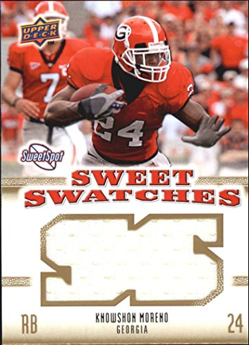 2010 Sweet Spot Sweet Swatches #SSW46 Knowshon Moreno Jersey