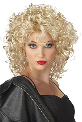 Blonde Bad Girl Wig (Sexy The Bad Girl Halloween Costume Wig Blonde)