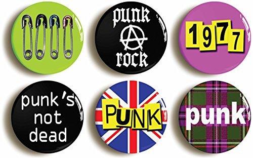 70s punk fancy dress - 9