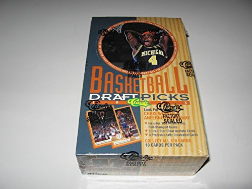 Classic Basketball Card - 8