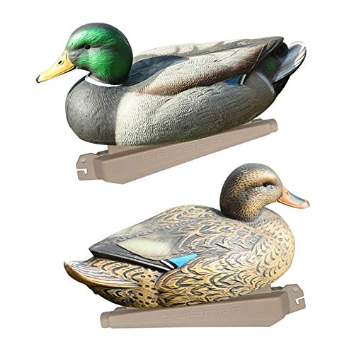 DeemoShop 1PC Outdoor Plastic Simulation Realistic Lifelike Duck Hunting Bait House Garden Villa Park Pond Gardening Decor Ornaments by DeemoShop (Image #2)