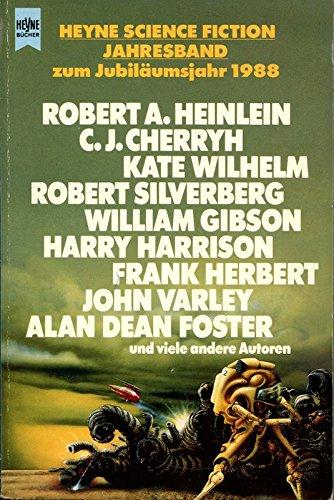 Wolfgang Jeschke (Hrsg.) - Heyne Science Fiction Jahresband 1988