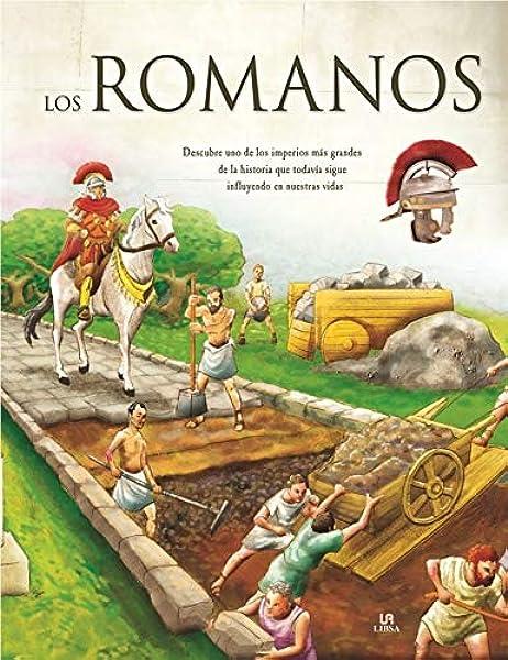 Romanos, Los (Descubriendo): Amazon.es: Equipo Editorial: Libros