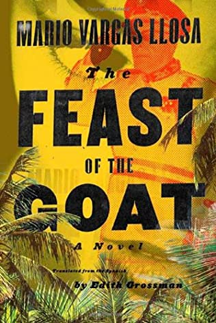 book cover of The Feast of the Goat