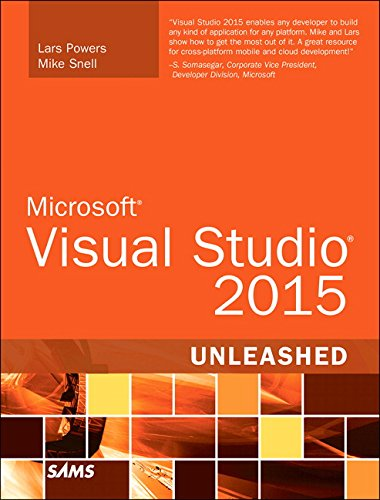 Microsoft Visual Studio 2015 Unleashed (3rd Edition) by imusti