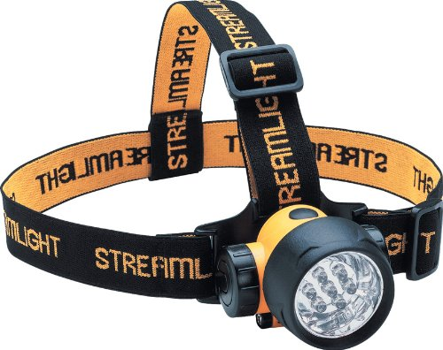 080926610521 - Streamlight 61052 Septor LED Headlamp with Strap carousel main 0