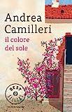 Front cover for the book Il colore del sole by Andrea Camilleri