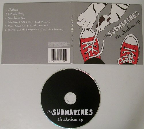 Price comparison product image The Shoelaces Ep