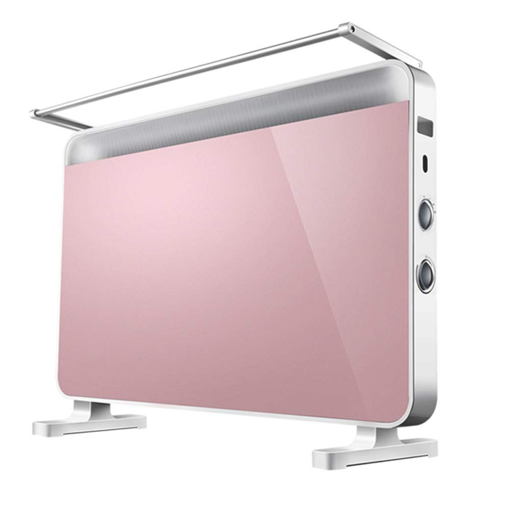 Acquisto NYTYU Riscaldatore Elettrico Camera da Letto a Risparmio energetico a Parete a Risparmio energetico Verticale a convezione Calda Prezzi offerte