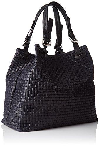 Women's 80047 Cross Women's Body Borse Blu Borse Bag Body Bag Blue 80047 Chicca Chicca Cross pCwwIxtq4