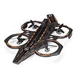 Frontier Wltoys Q202 2.4G 4CH 6 Axis Aircraft Carrier RC Quadcopter With LED RTF