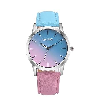 Relojes de pulsera mujer ❤ Amlaiworld Moda Relojes niña Reloj de pulsera de cuarzo analógico ...