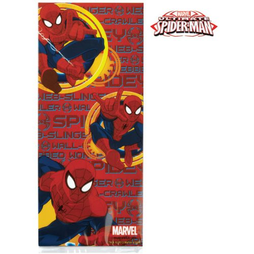 "Treat Bags 4""X9.5"" 16/Pkg-Spider-Man W9125072"