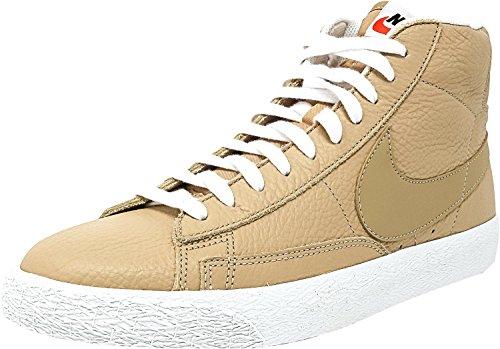 Blazer Leather Linen Sneaker Nike Mid Uomo Premium pdxBfAgq