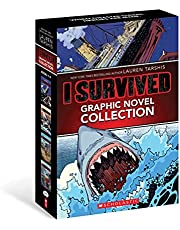 I Survived Graphic Novels #1-4: A Graphix Collection