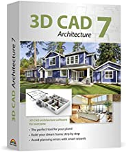 3D CAD 7 Architecture - Plan & design buildings from initial rough sketches to the finished blueprints - C