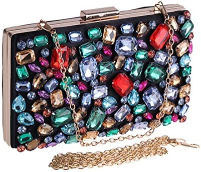 カラフルなダイヤモンドトート、イブニングクラッチ、財布メッセンジャーバッグ、多彩 美しいファッション
