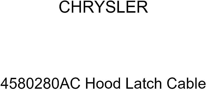 Genuine Chrysler 5008604AB Hood Latch Cable