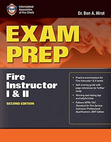 exam prep fire instructor i ii exam prep fire instructor 1 2 rh amazon com ICS 300 Instructor Guide Instructor Guide Template Samples