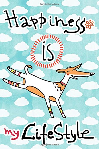 Journal Notebook For Dog Lovers, Happiness Is My Lifestyle Stripey Dog 1: 162 Lined and Numbered Pages With Index For Journaling, Writing, Planning ... Size. (Wagworthy Lined Series) (Volume 26) pdf