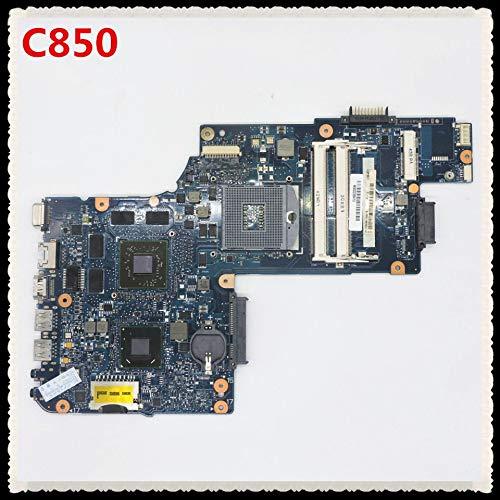 (REFIT H000052750 REV 2.1 7670M 2G Non-Integrated Motherboard System Board for Toshiba Satellite C850 L850 C855 L855)