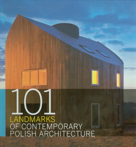 Cheap  101 Landmarks of Contemporary Polish Architecture