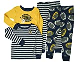 Carter's Baby Boys' 4-Pc L/S PJ Set