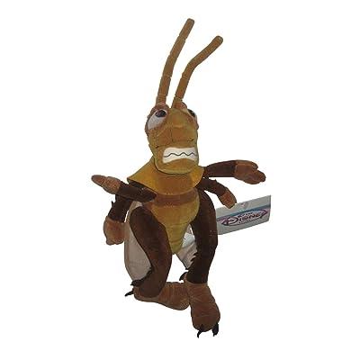 """Disney Bugs Life 9"""" Hopper Mini Bean Bag Plush: Toys & Games"""