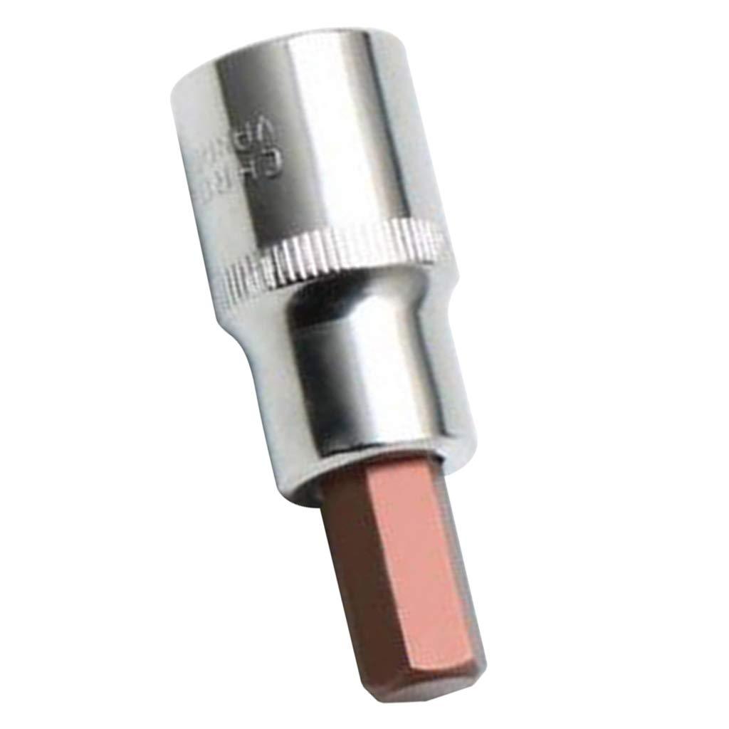 10mm FLAMEER Adaptateur De Tournevis Barre de Rallonge Embout /à Douille Hexagonale