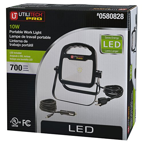 Utilitech Pro 1-Lumen LED Portable Work Light