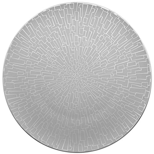 Service Plate, 13 inch | TAC 02 Skin Platinum