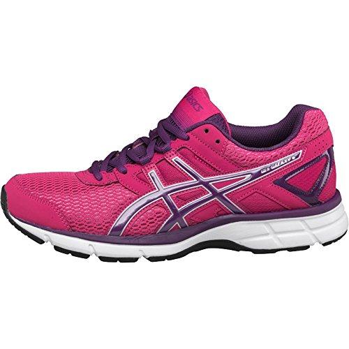 Children's Asics Gel Galaxy 8 Girls Running Trainers Shoes