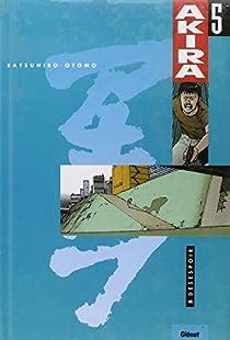 Akira, tome 5 : Désespoir par Otomo