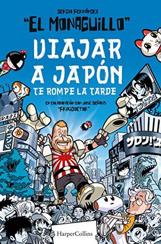 Viajar a Japon te rompe la tarde (HARPERCOLLINS