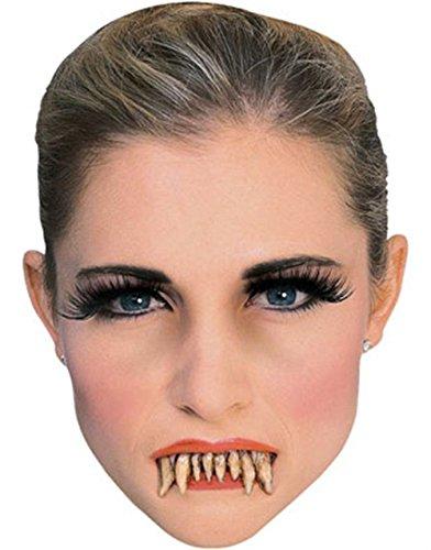 (Rubie's Costume Co Ghoul 2 Teeth & Putty)