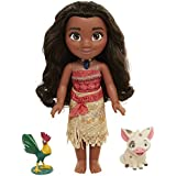 Disney Moana Singing Adventure Doll with Friends