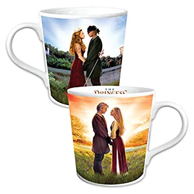 Vandor 24061 The Princess Bride 12 Ounce Ceramic Mug, Multicolored