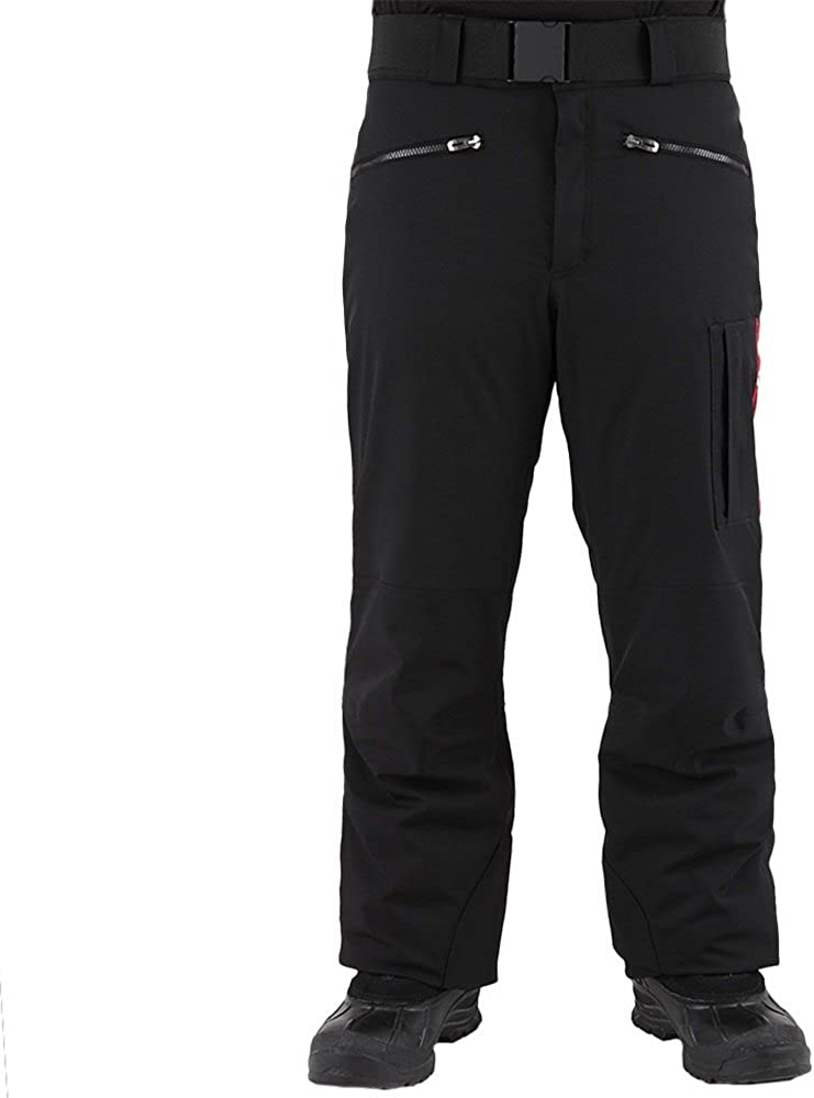 Postcardポストカードdrugar Insulated Ski Pant Mens ブラック(Nero) XL