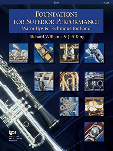 W32BS - Foundations for Superior Performance: Tuba PDF