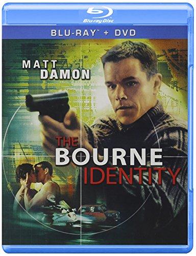 The Bourne Identity [Blu-ray] (Identity Blu Ray)