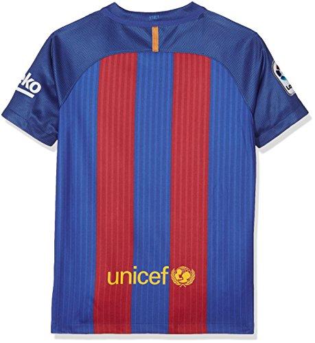 per Nike Ss T Hm Barcelona corta Multicolor manica Jsy Fc Yth Stadium bambini shirt HwqHPSr