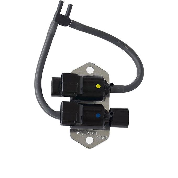 Válvula de solenoide de control de embrague MB937731: Amazon.es: Coche y moto