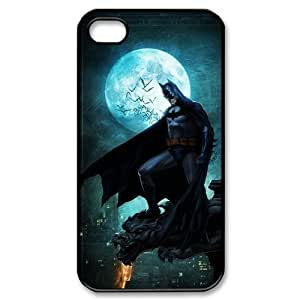 Batman Iphone 4 4s Case Cover ,Apple Plastic Shell Hard Case Cover Protector Gift Idea Kimberly Kurzendoerfer