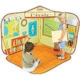 Ludi - 5255 - Je Joue à l'Ecole - Décor Pop-Up - Jeu de Rôle