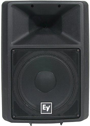 (EV 300W 12 Inch 2 Way Black Speaker W/Neutrik Co Passive Full Range Speaker)