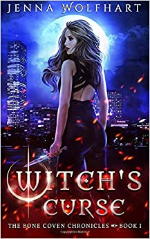 Book Witch's Curse: Volume 1 (The Bone Coven Chronicles)