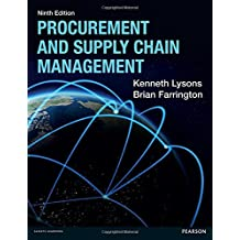 Procurement and Supply Chain Management (9th Edition)