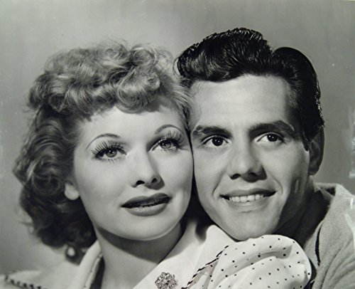 I Love Lucy / Lucille Ball & Desi Arnaz 8 x 10 GLOSSY Photo Picture