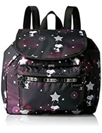 Peanuts X Lesportsac Small Edie Backpack Backpack, SNOOPY IN THE STARS, One Size